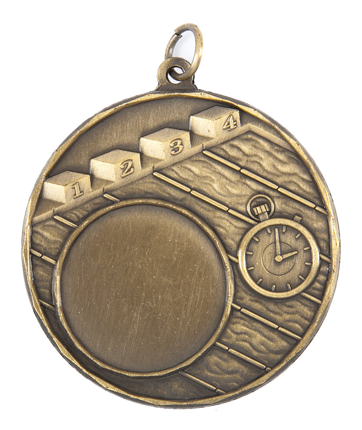 MSS5014 Swimming Insert Medal