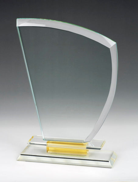 OE042 Crystal Award
