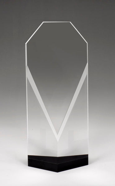 OE048 Crystal Award