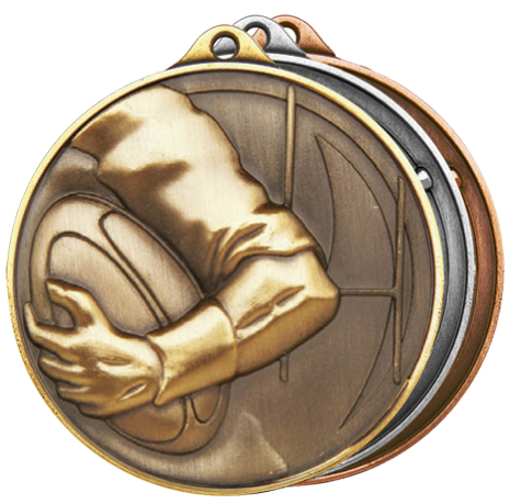 M2143 Rugby Medal