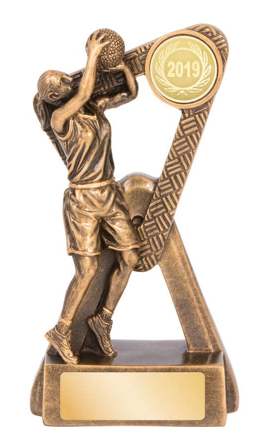JW7661 Basketball Trophy