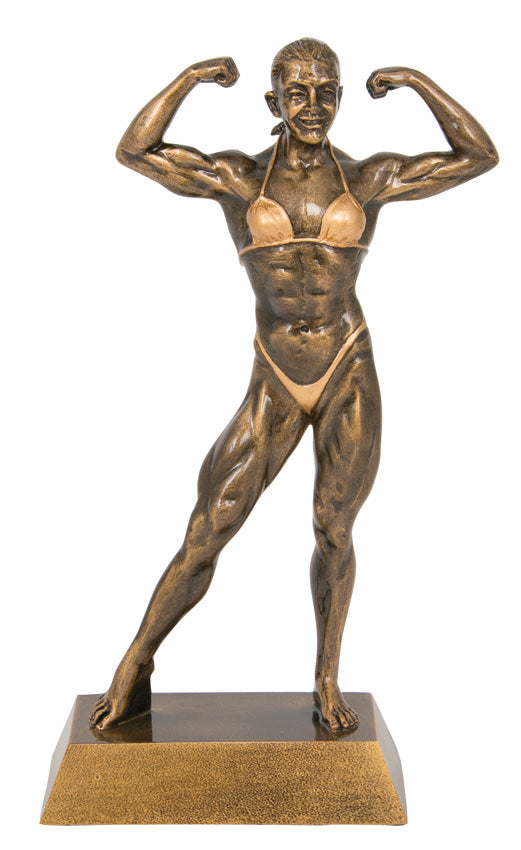 RM151 Body Building Trophy