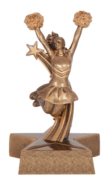RST306 Cheerleading Trophy