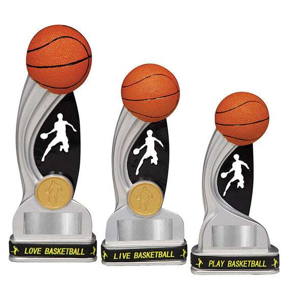 SIL2A Basketball Trophy