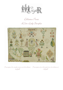 Gigi R A Fair Lady Sampler