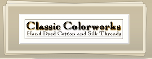 Classic Colorworks Hand Dyed Cotton Thread