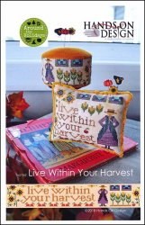 Hands on Design Live Within Your Harvest