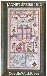 NeedleWork Press Janet Speirs 1813