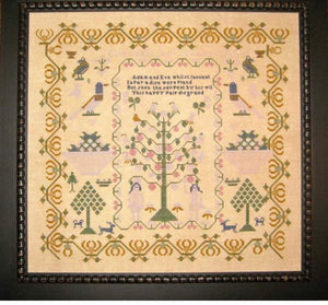 Samplers Revisited Elizabeth Jackson 1824