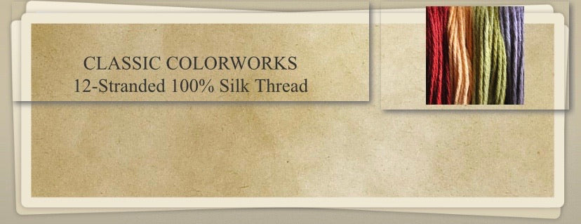 Classic Colorworks (Belle Soie) Silk