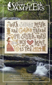 Silver Creek Samplers Stitching Feeds My Heart