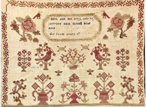 Needlework Press The Little Busy Bee *Market Release*