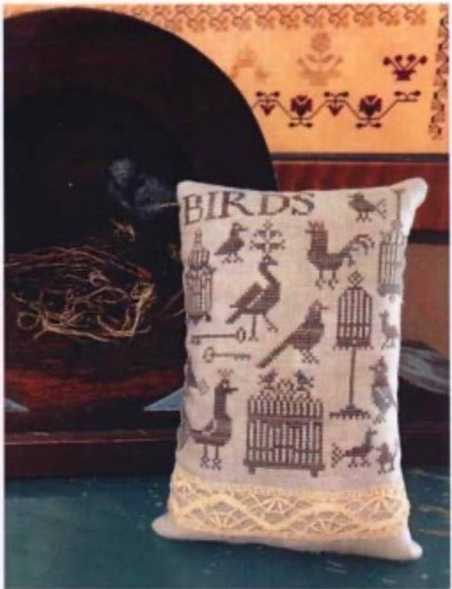 Shakespeare's Peddler Antique Birds & Cages