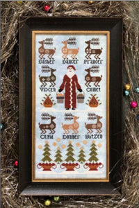 Kathy Barrick Eight Tiny Reindeer