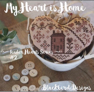 Blackbird Designs My Heart Is Home