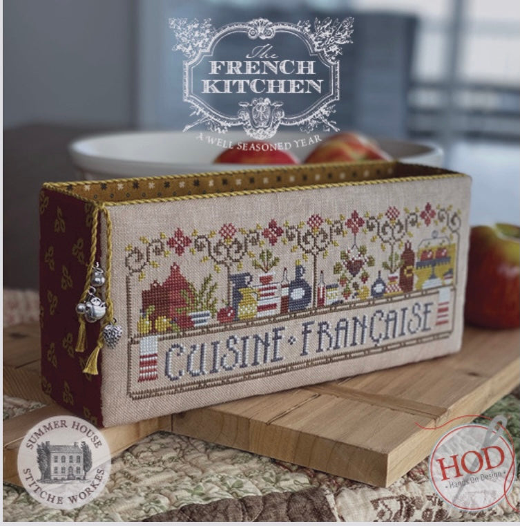 Hands On Design Cuisine Francaise *Market Pre-Order*