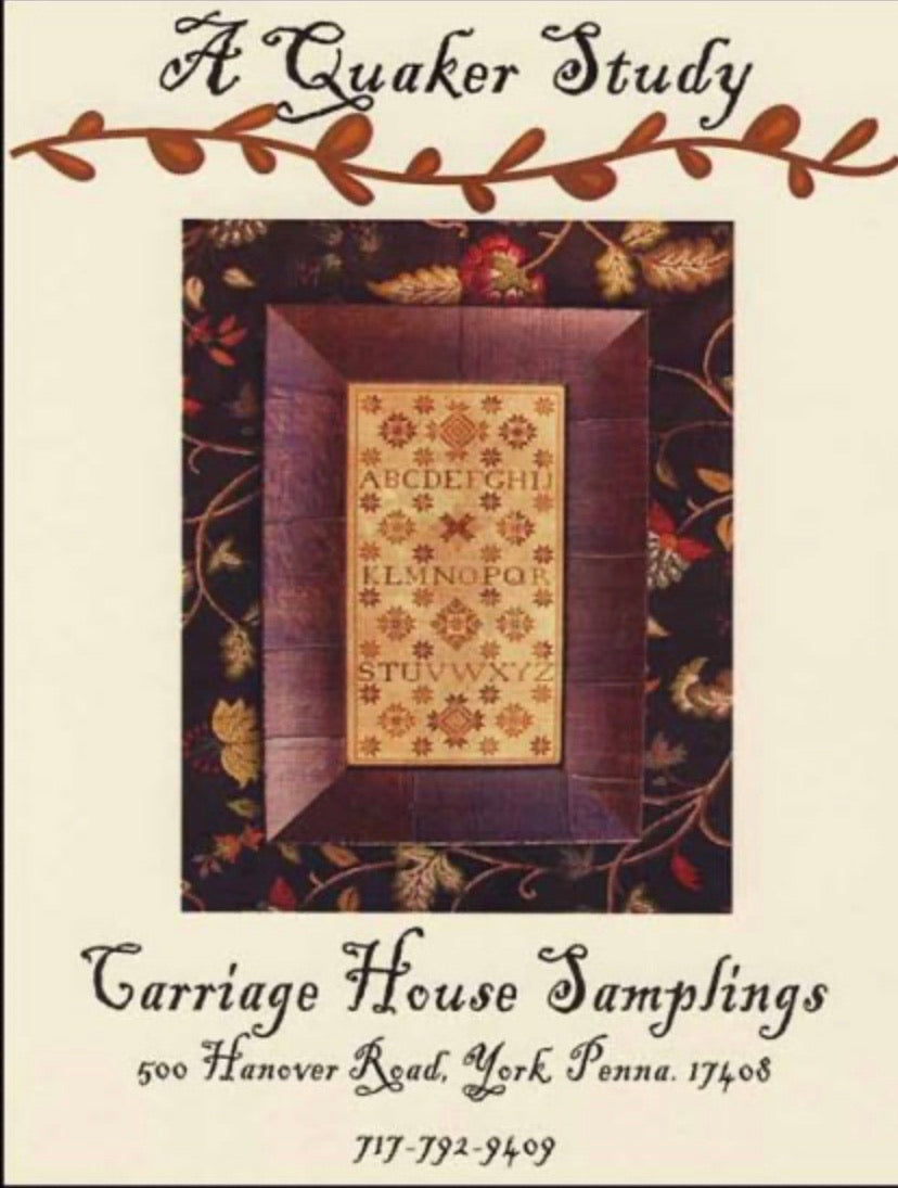 Carriage House A Quaker Study