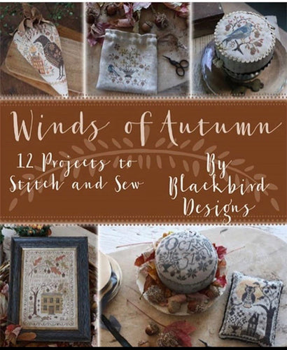 Blackbird Designs Winds of Autumn