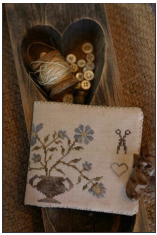 Stacy Nash Dogwood Farms Needle Book