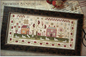 With Thy Needle Shepherd's Sampler