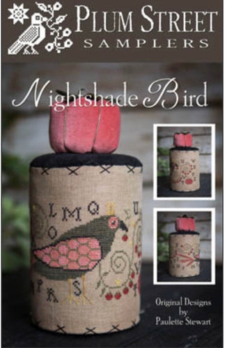Plum Street Nightshade Bird