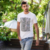 Leaf Cotton T-Shirt