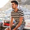 Stripe O-Neck T-Shirt