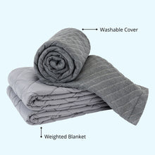 Load image into Gallery viewer, The Weighted Blanket (10 Pounds)