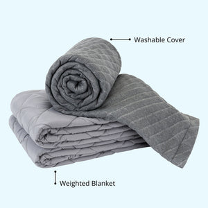 The Weighted Blanket (10 Pounds)