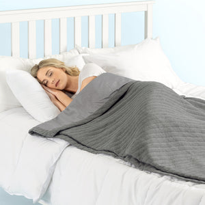 Top Weighted Blanket for Sleep, Stress, and Anxiety