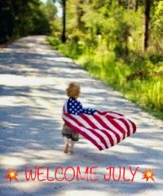 Welcome July... Summer is here!