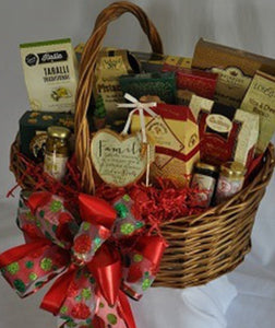 Family Christmas Basket