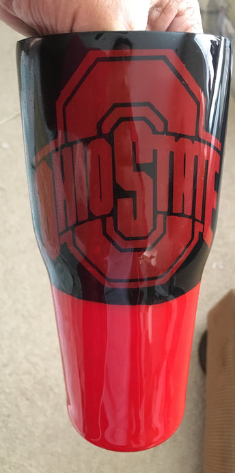 Custom Order Your Favorite Sport Cup