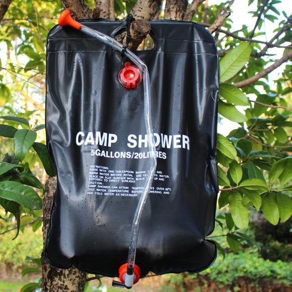 Camp Shower Bag