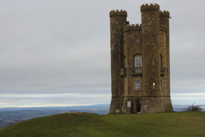 The Morrises at Broadway Tower