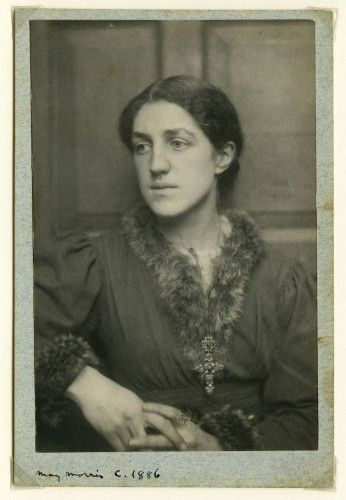 "May Morris: ""I'm a remarkable woman...though none of you seemed to think so""."