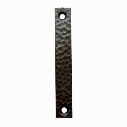 <p>Beautiful solid copper Arts & Crafts Craftsman style house number in 1. </p>