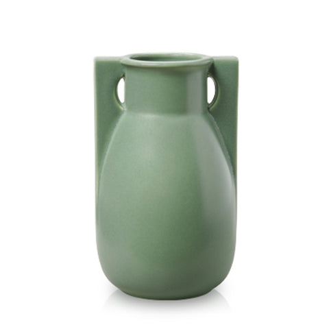 <p>The Teco (an abbreviation of TErra Cotta) Art Pottery Collection is hand crafted and hand glazed with each high quality reproduction maintaining the integrity of it\s original pottery design. </p>