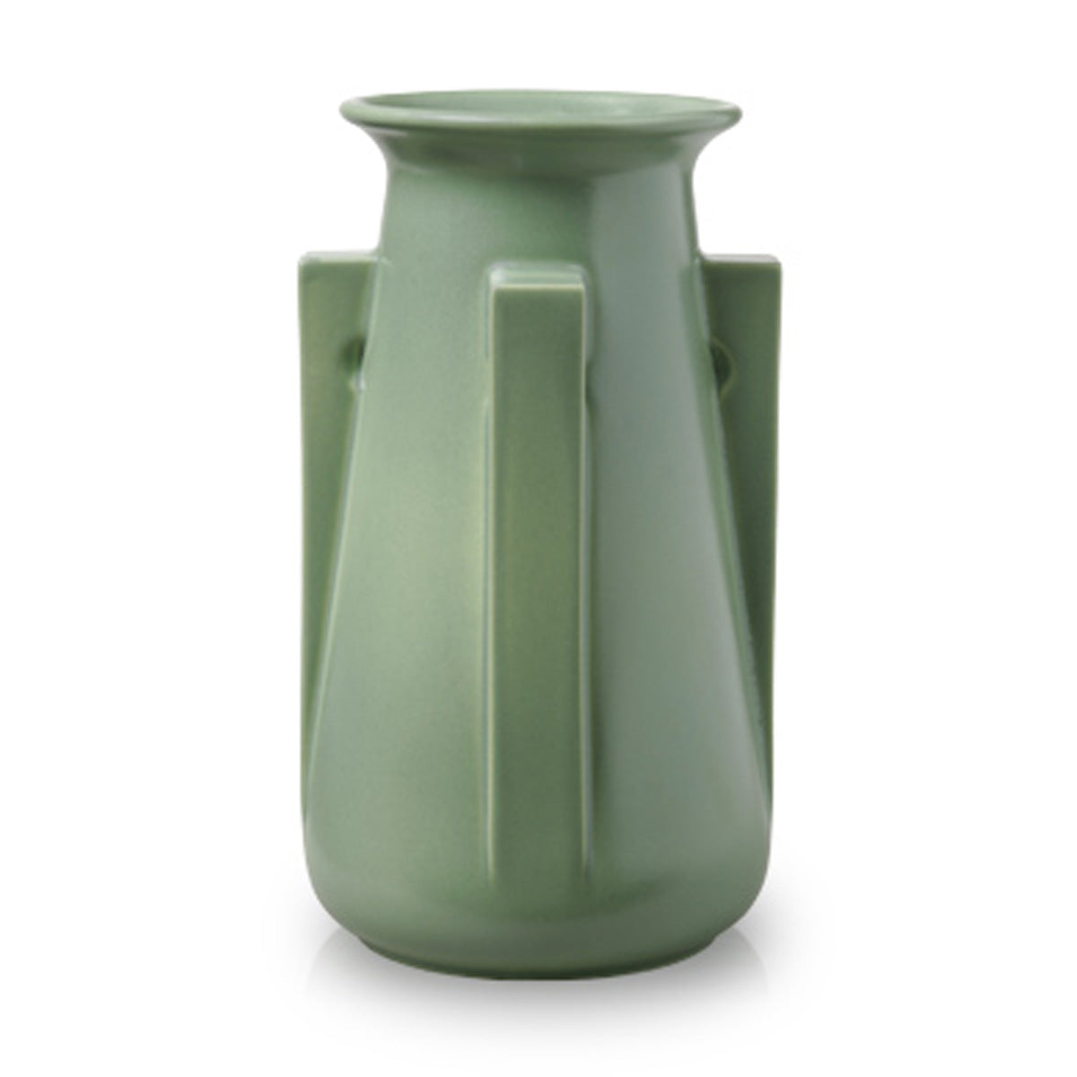<p>The Teco (an abbreviation of TErra Cotta) Art Pottery Collection is hand crafted and hand glazed with each high quality reproduction maintaining the integrity of it's original pottery design.</p>