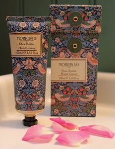 <p>From Heathcote & Ivory as part of the Morris & Co. Body and Home Fragrance Collection.</p>