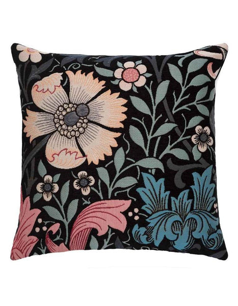 Compton Midnight Tapestry Cushion
