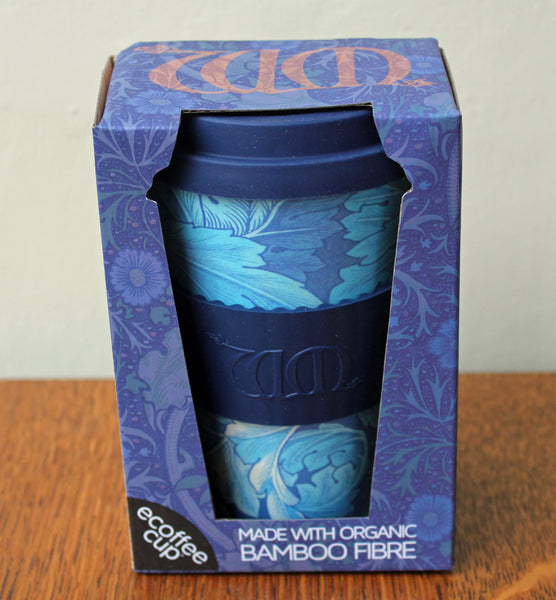 Ecoffee Reusable Cup William Morris Acanthus 14oz