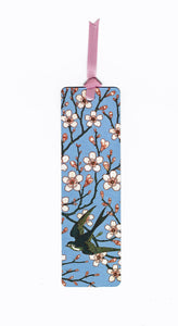 Almond Blossom and Swallow Bookmark