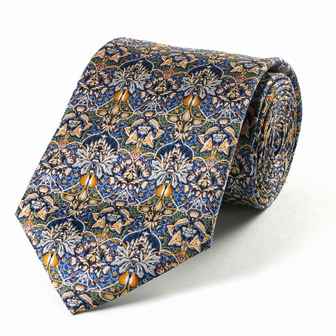 William Morris Artichoke Silk Tie