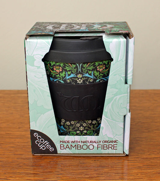 Ecoffee Reusable Cup William Morris Blackthorn 12 oz