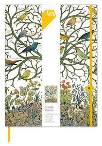 Voysey Birds of Many Climes Grande Journal