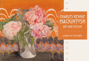 Charles Rennie Mackintosh: Art and Design Book of Postcards