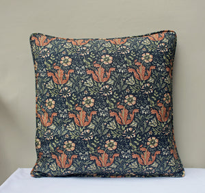 William Morris Compton Piped Edge Cushion Cover