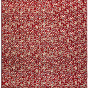 William Morris Evenlode Red Tapestry Fabric