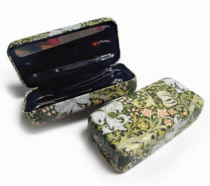 William Morris Golden Lily Manicure Set